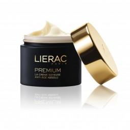 Lierac Premium Creme Sedoso - 50 mL - comprar Lierac Premium Creme Sedoso - 50 mL online - Farmácia Barreiros - farmácia de s...