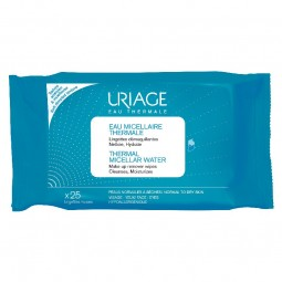Uriage Eau Micellaire Thermale Toalhetes Desmaquilhantes - 25 unidades - comprar Uriage Eau Micellaire Thermale Toalhetes Des...