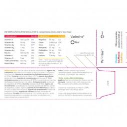 Varimine Comprimido Revestido - 100 comprimidos revestidos - comprar Varimine Comprimido Revestido - 100 comprimidos revestid...