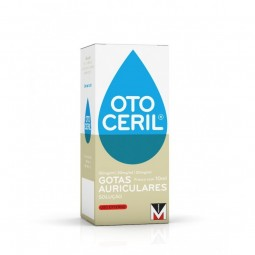 Otoceril Gotas Auriculares 50/20/20 mg/ml - 10ml - comprar Otoceril Gotas Auriculares 50/20/20 mg/ml - 10ml online - Farmácia...