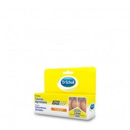 Dr. Scholl Creme Para Reparação de Calcanhares Gretados K+ - 60 mL - comprar Dr. Scholl Creme Para Reparação de Calcanhares G...