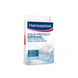 Hansaplast MED Aqua Protect Penso Antibacteriano XL - 5 pensos (6 cm x 7 cm) - comprar Hansaplast MED Aqua Protect Penso Anti...