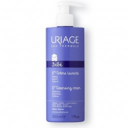 Uriage Bebé 1º Creme Lavante - 500 mL - comprar Uriage Bebé 1º Creme Lavante - 500 mL online - Farmácia Barreiros - farmácia ...