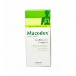 Mucodox - 8 mg/mL-200 mL - comprar Mucodox - 8 mg/mL-200 mL online - Farmácia Barreiros - farmácia de serviço