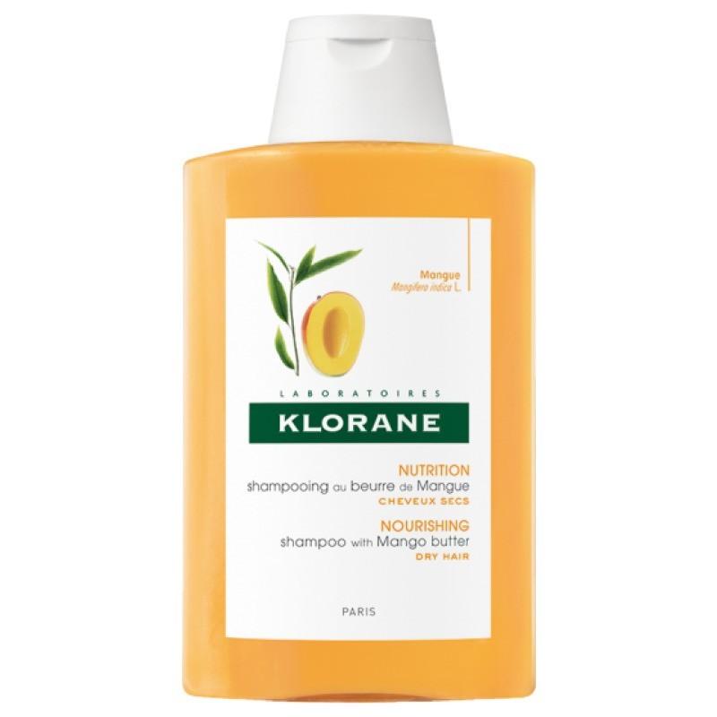 Klorane Champô de Manteiga de Manga - 400 mL - comprar Klorane Champô de Manteiga de Manga - 400 mL online - Farmácia Barreir...