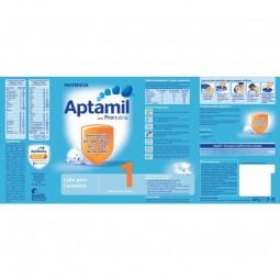 Aptamil 1 Leite Lactente - 800 g - comprar Aptamil 1 Leite Lactente - 800 g online - Farmácia Barreiros - farmácia de serviço