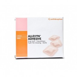 Allevyn Adhesive - 10 pensos (12,5 x 12,5 cm) - comprar Allevyn Adhesive - 10 pensos (12,5 x 12,5 cm) online - Farmácia Barre...
