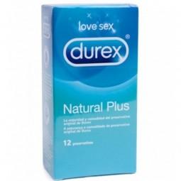 Durex Natural Plus Preservativo - 12 preservativos - comprar Durex Natural Plus Preservativo - 12 preservativos online - Farm...