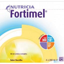 Fortimel Baunilha - 4 x 200 mL - comprar Fortimel Baunilha - 4 x 200 mL online - Farmácia Barreiros - farmácia de serviço