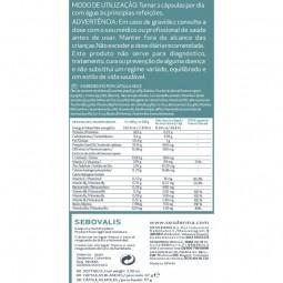 Sesderma Sebovalis Cápsulas - 60 cápsulas - comprar Sesderma Sebovalis Cápsulas - 60 cápsulas online - Farmácia Barreiros - f...