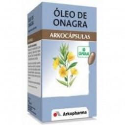 Arkopharma Arkocápsulas Óleo de Onagra - 50 cápsulas - comprar Arkopharma Arkocápsulas Óleo de Onagra - 50 cápsulas online - ...