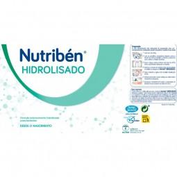 Nutribén Leite Hidrolisado - 400 g - comprar Nutribén Leite Hidrolisado - 400 g online - Farmácia Barreiros - farmácia de ser...