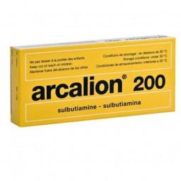 Medicamento Arcalion Cansaço Físico e Intelectual 200mg - 60 comprimidos revestidos - comprar Medicamento Arcalion Cansaço Fí...