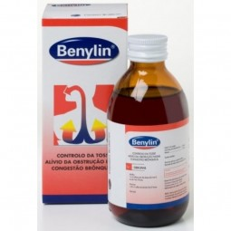 Benylin 2,8/0,4mg/ml Xarope - 200ml - comprar Benylin 2,8/0,4mg/ml Xarope - 200ml online - Farmácia Barreiros - farmácia de s...