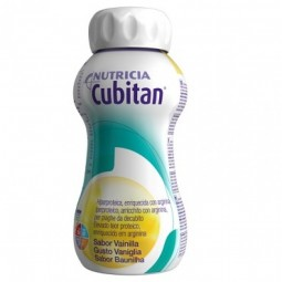 Cubitan Baunilha - 4 x 200 mL - comprar Cubitan Baunilha - 4 x 200 mL online - Farmácia Barreiros - farmácia de serviço