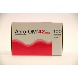 OM Pharma Aero-OM 42mg - 100 Comprimidos - comprar OM Pharma Aero-OM 42mg - 100 Comprimidos online - Farmácia Barreiros - far...