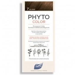 Phyto Phytocolor Coloração Permanente 7 Louro - 1 Kit de Coloração - comprar Phyto Phytocolor Coloração Permanente 7 Louro - ...
