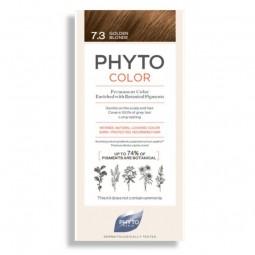 Phyto Phytocolor Coloração Permanente 7.3 Louro Dourado - 1 kit coloração - comprar Phyto Phytocolor Coloração Permanente 7.3...