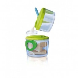Chicco Easy Meal Dispensador de Leite em Pó 0M+ - 1 dispensador + 1 recipiente (300 mL) - comprar Chicco Easy Meal Dispensado...