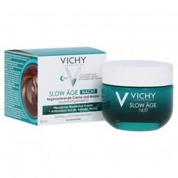 Vichy Slow Âge Creme e Máscara de Noite - 50 mL - comprar Vichy Slow Âge Creme e Máscara de Noite - 50 mL online - Farmácia B...
