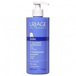Uriage Bebé 1º Linimento Óleo-termal - 500 mL - comprar Uriage Bebé 1º Linimento Óleo-termal - 500 mL online - Farmácia Barre...