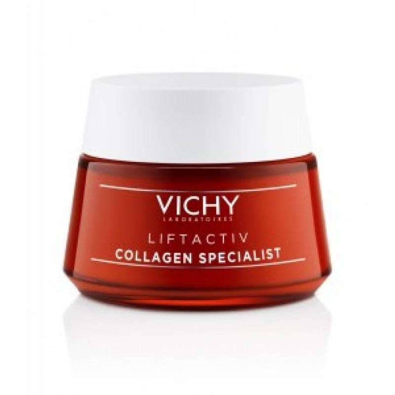 Vichy Liftactiv Collagen Specialist - 50 mL - comprar Vichy Liftactiv Collagen Specialist - 50 mL online - Farmácia Barreiros...