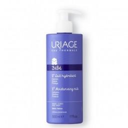 Uriage Bebé 1º Leite Hidratante - 500 mL - comprar Uriage Bebé 1º Leite Hidratante - 500 mL online - Farmácia Barreiros - far...