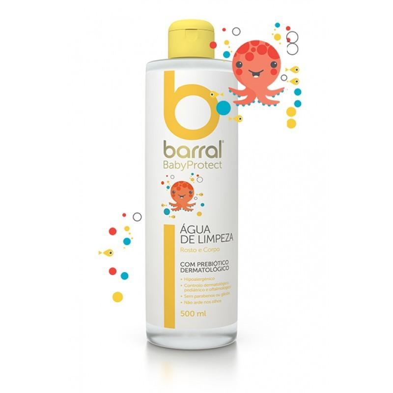 Barral BabyProtect Kit Viagem - 100 mL + 100 mL + 100 mL + 75 mL - comprar Barral BabyProtect Kit Viagem - 100 mL + 100 mL + ...