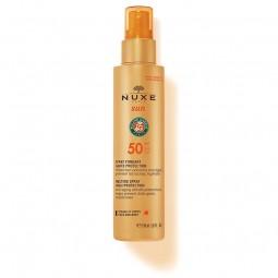 Nuxe Sun Spray Fundente de Elevada Proteção SPF 50 - 150 mL - comprar Nuxe Sun Spray Fundente de Elevada Proteção SPF 50 - 15...
