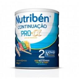Nutribén Continuação Pro-Alfa - 800 g - comprar Nutribén Continuação Pro-Alfa - 800 g online - Farmácia Barreiros - farmácia ...