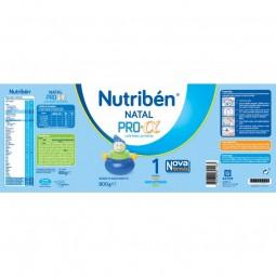 Nutribén Natal Pro-Alfa - 800 g - comprar Nutribén Natal Pro-Alfa - 800 g online - Farmácia Barreiros - farmácia de serviço