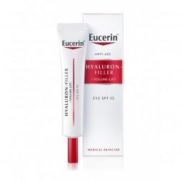 Eucerin Hyaluron-Filler Volume-Lift Creme Contorno Olhos - 15 mL - comprar Eucerin Hyaluron-Filler Volume-Lift Creme Contorno...