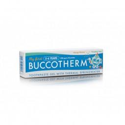 Buccotherm Pasta Dentífrica Infantil Manga 2-6 anos - 50 ml - comprar Buccotherm Pasta Dentífrica Infantil Manga 2-6 anos - 5...