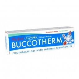 Buccotherm Pasta Dentífrica Infantil Morango 2-6A - 50 mL - comprar Buccotherm Pasta Dentífrica Infantil Morango 2-6A - 50 mL...