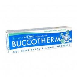 Buccotherm Pasta Dentífrica Júnior Menta 7-12A - 50 mL - comprar Buccotherm Pasta Dentífrica Júnior Menta 7-12A - 50 mL onlin...