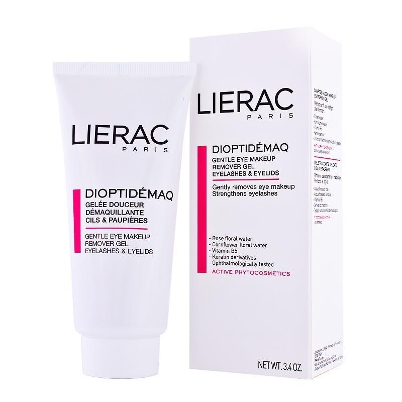 Lierac Dioptidemáq Gel Desmaquilhante - 100 mL - comprar Lierac Dioptidemáq Gel Desmaquilhante - 100 mL online - Farmácia Bar...