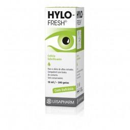 Hylo-Fresh Colírio Lubrificante - 10 mL - comprar Hylo-Fresh Colírio Lubrificante - 10 mL online - Farmácia Barreiros - farmá...