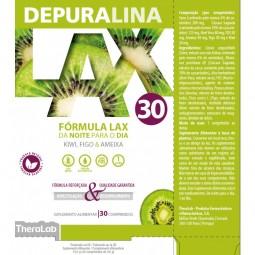 Depuralina Lax - 30 comprimidos - comprar Depuralina Lax - 30 comprimidos online - Farmácia Barreiros - farmácia de serviço