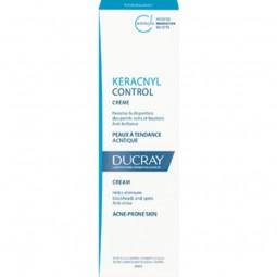 Ducray Keracnyl Control Creme - 30 mL - comprar Ducray Keracnyl Control Creme - 30 mL online - Farmácia Barreiros - farmácia ...