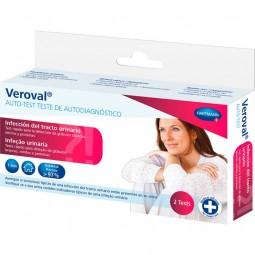 Veroval Teste Autodiagnóstico Infeção Urinária - 2 testes - comprar Veroval Teste Autodiagnóstico Infeção Urinária - 2 testes...