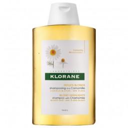 Klorane Champô de Camomila c/ Oferta Klorane Leite de Corpo Folha de Figueira - 400 mL + 75 mL - comprar Klorane Champô de Ca...