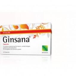 Ginsana 100mg - 60 cápsulas - comprar Ginsana 100mg - 60 cápsulas online - Farmácia Barreiros - farmácia de serviço