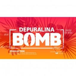 Depuralina Bomb Effect - 60 cápsulas - comprar Depuralina Bomb Effect - 60 cápsulas online - Farmácia Barreiros - farmácia de...