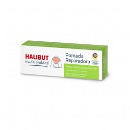Halibut Muda Fraldas Pomada Reparadora - 50 g - comprar Halibut Muda Fraldas Pomada Reparadora - 50 g online - Farmácia Barre...