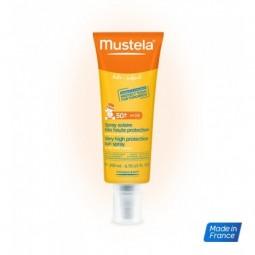 Mustela Solar Spray Protetor SPF 50+ - 200 mL - comprar Mustela Solar Spray Protetor SPF 50+ - 200 mL online - Farmácia Barre...