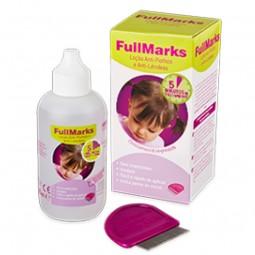 Fullmarks Loção Anti-Piolhos e Anti-Lêndeas c/ Desconto 50% 2ª Embalagem - 2 x 100 mL - comprar Fullmarks Loção Anti-Piolhos ...