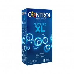 Control Nature XL Preservativos - 12 preservativos - comprar Control Nature XL Preservativos - 12 preservativos online - Farm...
