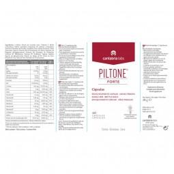 Piltone Forte Suplemento Alimentar - 60 cápsulas - comprar Piltone Forte Suplemento Alimentar - 60 cápsulas online - Farmácia...