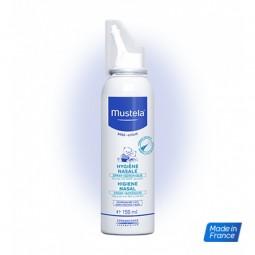 Mustela Bebé Cuidado Spray Higiene Nasal - 150 mL - comprar Mustela Bebé Cuidado Spray Higiene Nasal - 150 mL online - Farmác...