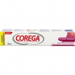 Corega Proteção Gengivas Creme Fixação - 70 g - comprar Corega Proteção Gengivas Creme Fixação - 70 g online - Farmácia Barre...